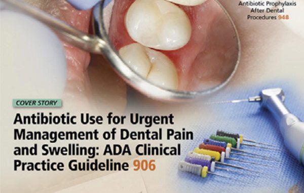Studie: Urgent care, NOTAUFNAHME ärzte overprescribing von Antibiotika für dental-Probleme