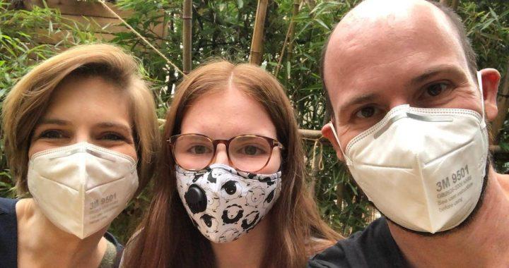 """Deutsche in Shanghai über das Coronavirus: """"Die Straßen sind gespenstisch leer"""""""