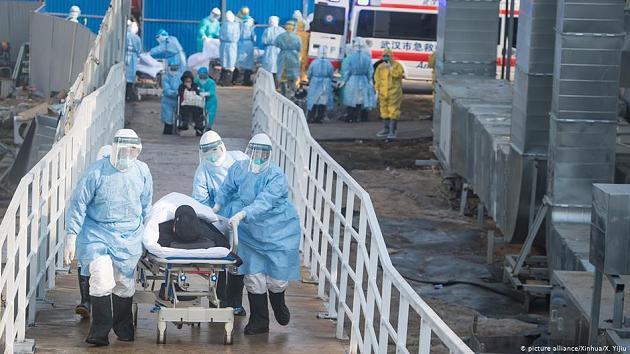 Hilferuf eines Klinik-Mitarbeiters in Wuhan: Deutlich mehr Kranke und Tote als bekannt