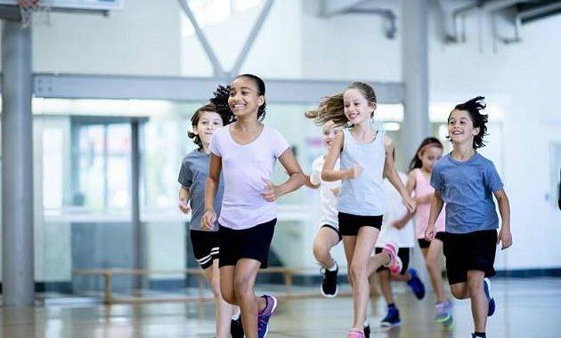 Intervalltraining in der Schule: So gesund ist High Intensity Training für Kinder