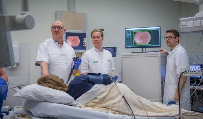 Intelligente software erkennt im frühen Stadium Speiseröhrenkrebs