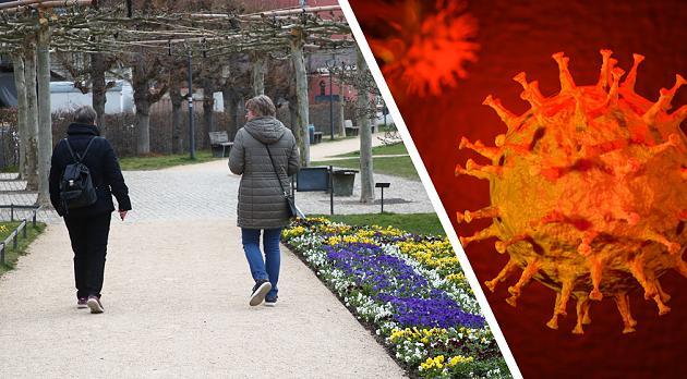 US-Forscher nennen 1,5-Meter-Abstand zu gering – Virologe entkräftet Wolken-Übertragung