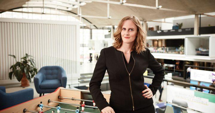 L ' Oréal Lubomira Rochat, Benannt WFA Global Marketer des Jahres
