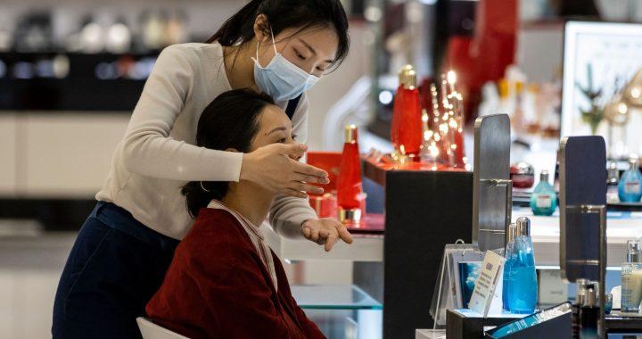 Chinesische Beauty-Branche Zeigt Widerstandskraft Inmitten Von Virus-Epidemien