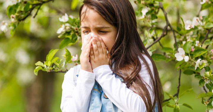 Nasenabstrich als Allergie-Test?