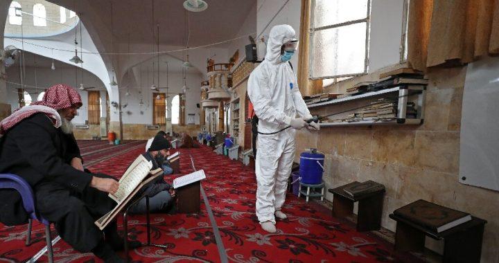 Nationen bereiten einfache sperren verfügen als virus Todesfälle pass von 200.000