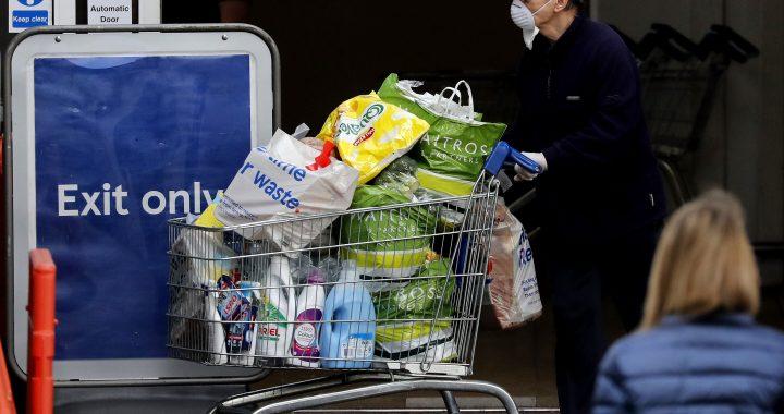 Experte sagt Großbritannien hat wahrscheinlich die höchsten Europas virus Sterberate
