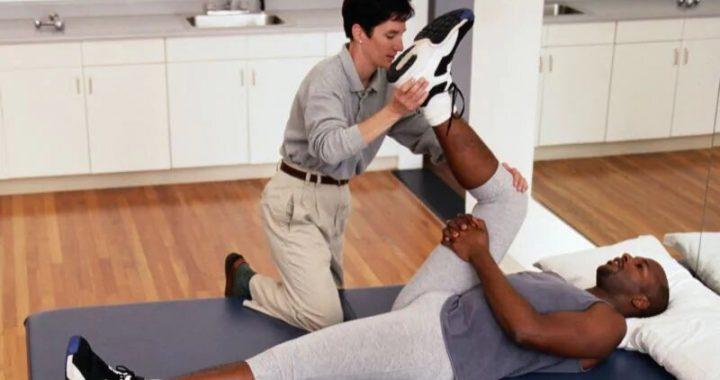 Ergebnisse besser bei einem Jahr mit der physikalischen Therapie für Knie-OA