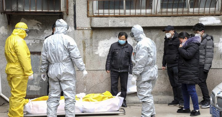 'Die Spitze des Eisbergs:' Virus Todesopfer ernsthaft unvollständig