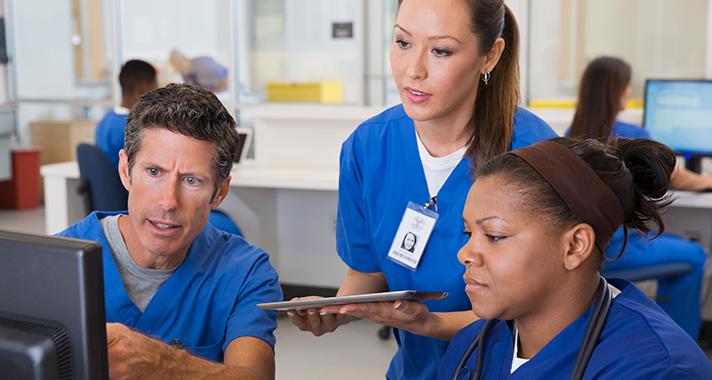KLAS wiegt verschiedenen stärken von EHR-Optimierung Dienstleistungen