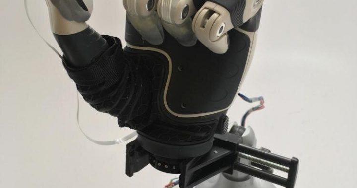 Jetzt näher an der Realität: Prothesen, die fühlen können