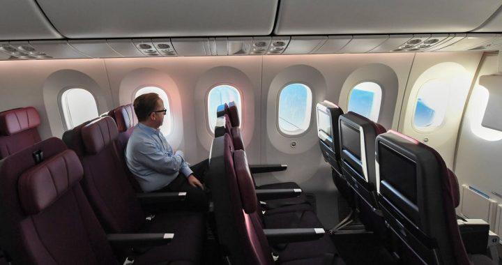 Flugzeug Kabinen sind Zufluchtsorte für Keime. Hier ist, wie können Sie bereinigen Ihre Akt
