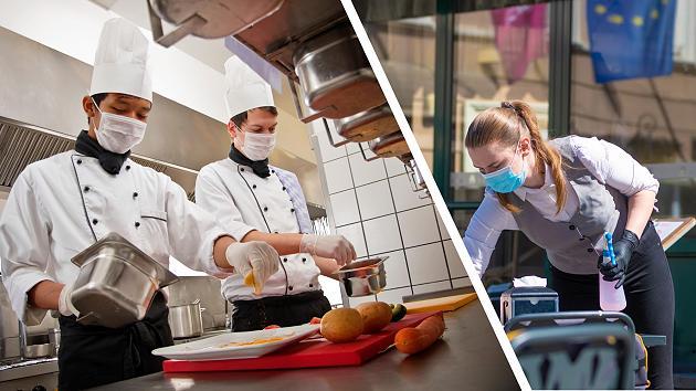 """Hygiene-Professor über Gastro-Öffnung: """"Die neuen Regeln reichen nicht aus"""""""