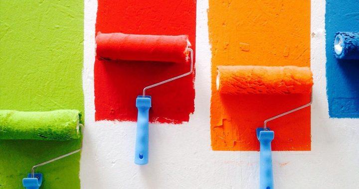 Welche Bereiche unseres Gehirns repräsentieren die Farben, die wir sehen?