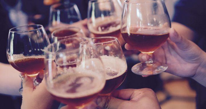 Alkohol Steuern sind nie niedriger: Studie