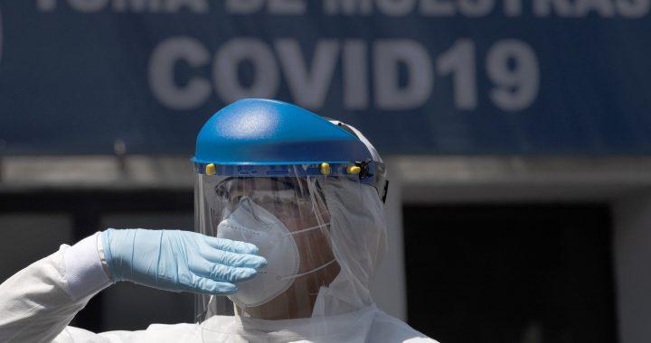 Mexiko-Beiträge aufzeichnen 5,662 neue coronavirus-Fälle an einem Tag