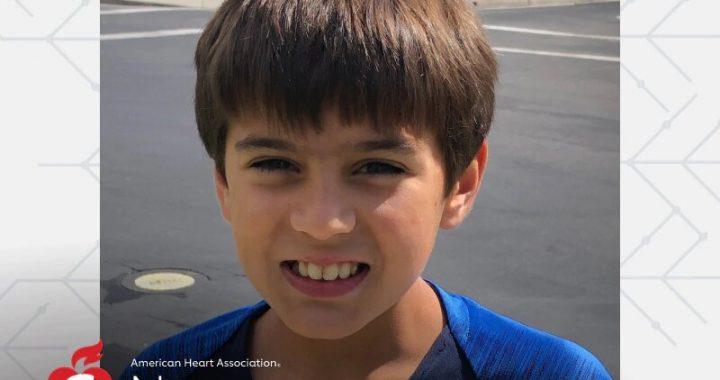Routine-Check-up führte zu einer Operation am offenen Herzen—im Alter von 6 Jahren