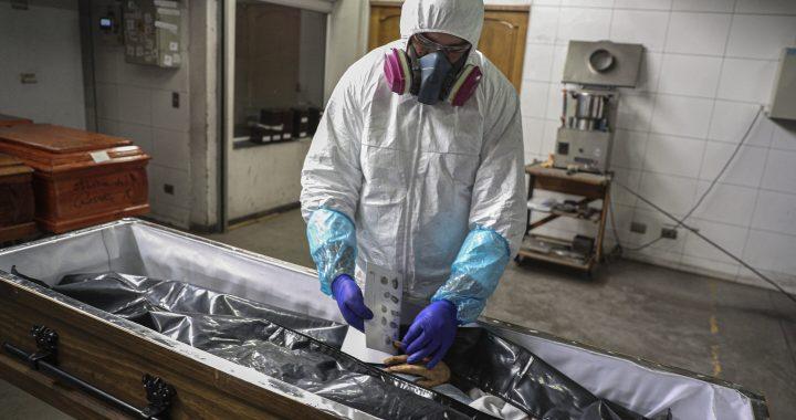China-virus Fällen stabilisieren, wie Italien sieht Rückgang der Todesfälle