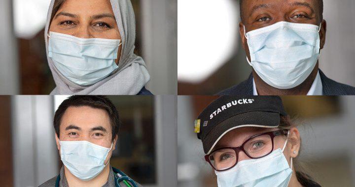 Experten: nicht lax mit der Maske