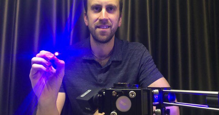 Forscher entwickeln Endoskop, das nimmt die scharfen, 3-D-Bilder von Zellen