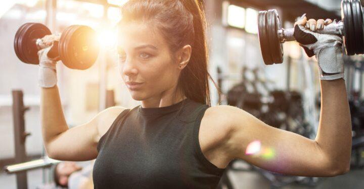 So bauen Sie Muskeln mit leichten Gewichten auf – Naturheilkunde & Naturheilverfahren Fachportal
