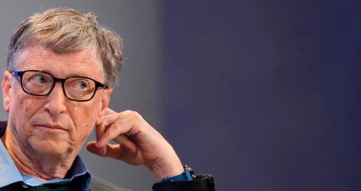 """Bill Gates: """"Ich verstehe nicht, wieso Menschen keine Masken tragen"""""""