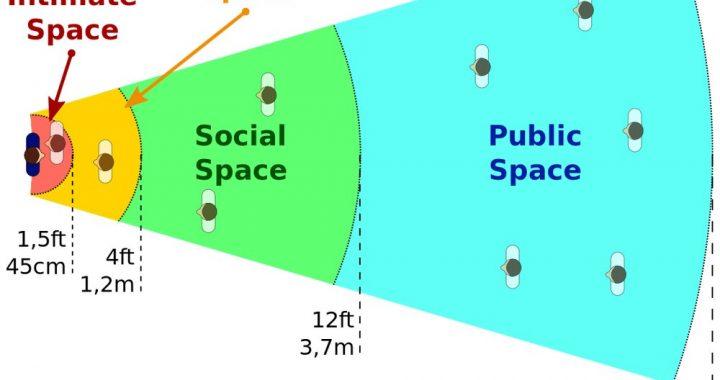 Persönlichkeit Vorhersagen kann, wer ein Regel-Anhänger und wer flouts COVID-19 soziale Distanz Richtlinien