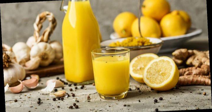 Zitronen-Knoblauch-Kur zur Regeneration des Körpers