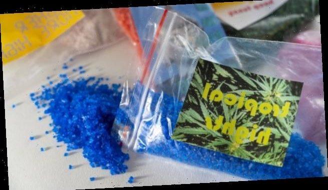 Neue psychoaktive Substanzen sind weiter auf dem Vormarsch