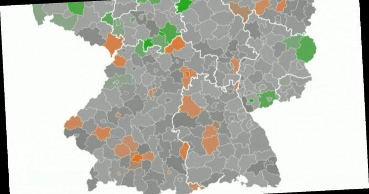 Wo Corona-Infektionen in Deutschland und Europa aktuell in die Höhe schießen