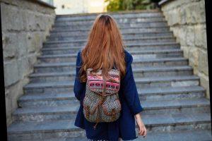 Warum Treppensteigen glücklich macht