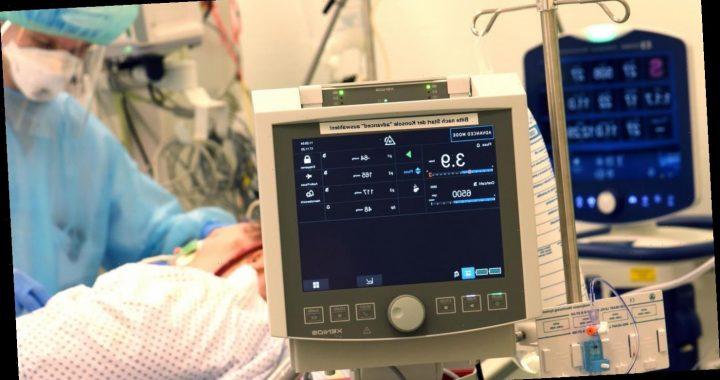 Intensivmediziner: Rückgang der Belastung in Krankenhäusern in Sicht