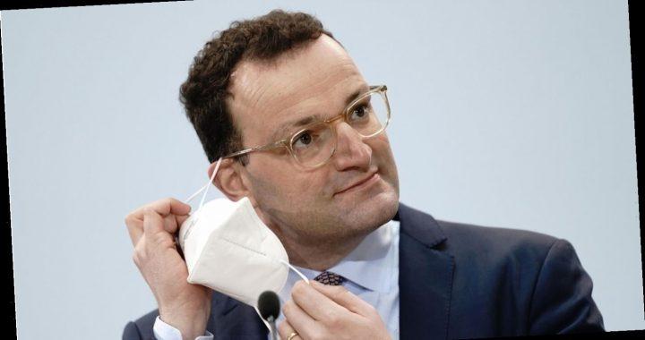 Gesundheitsminister Spahn zum Zwischenstand der Impfungen