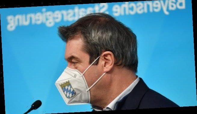 Bayern setzt auf FFP2-Masken und Impfpflicht
