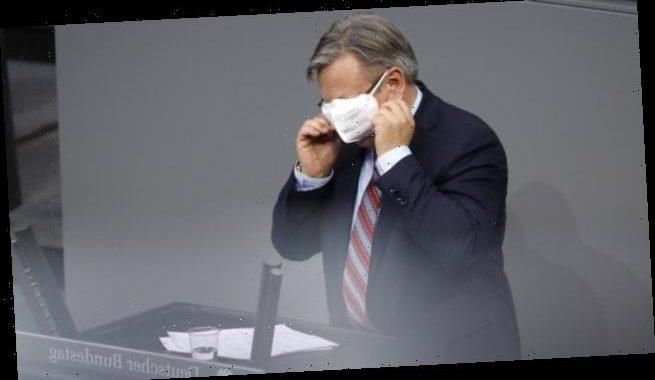 Nüßlein lässt Amt als Fraktionsvize ruhen