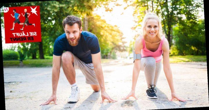 Motivation zum Laufen – so klappt es am besten mit dem Training