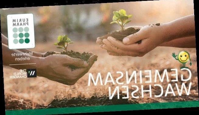 EurimPharm pflanzt für jede Apotheke einen Baum